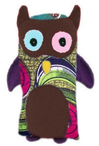 Dsenyo Fair Trade Little Owl,Dsenyo  - Wild Dill