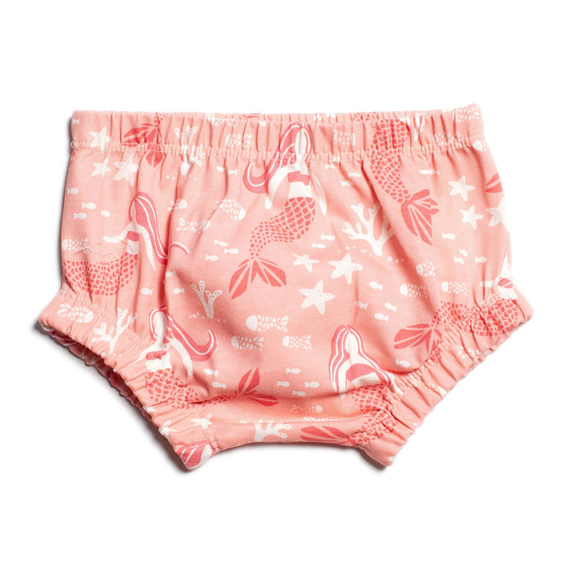 Pink Mermaid Bloomers by Winter Water Factory