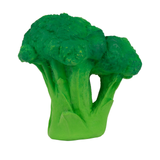 Broccoli Natural Rubber Toy