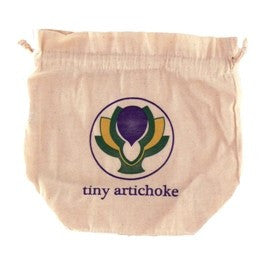 Tiny Artichoke Dirty Duds Bag , Accessories - Tiny Artichoke, Wild Dill