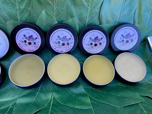 Herbal Salve from Dana Hammack Oh My Goddess