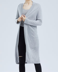 """Perla"" Women Anti Bacterial Cashmere Blend Cardigan"