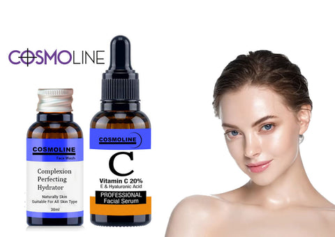 Vitamin C Anti Wrinkle,Skin Whitening, Anti Aging & Dark Circles Serum