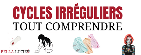 Cycles de regles irreguliers