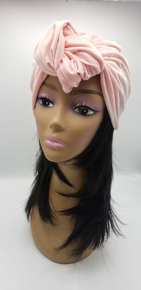 Adjustable Knot Turbans