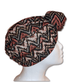 Fall Collection- Adjustable Knot Turban