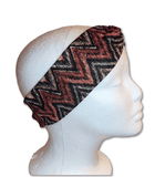 Autumn Blend- Twisty Turban Headband