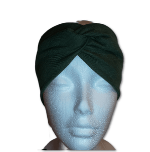 Militia Green- Twisty Turban Headband