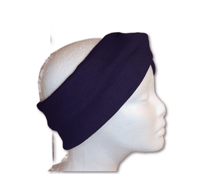 Eggplant-Twisty Turban Headband