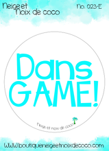 Load image into Gallery viewer, Dans game!