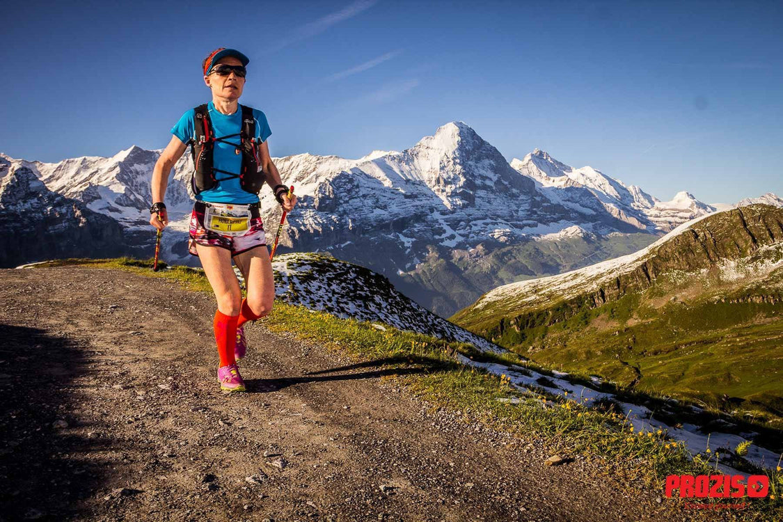Fiona Hayvice's inspiring  Eiger 101 Trail Notes
