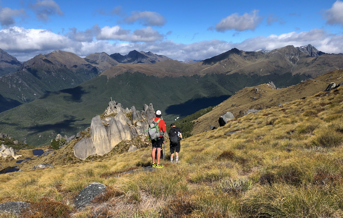 Wilderness Traverse of Fiordland Race Report