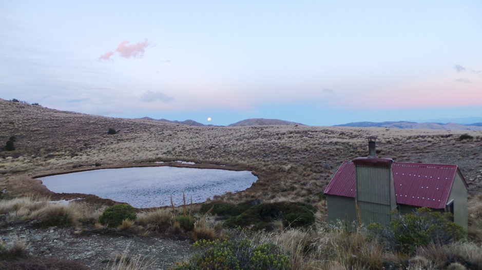 Tarn Hut - The Perfect Overnighter
