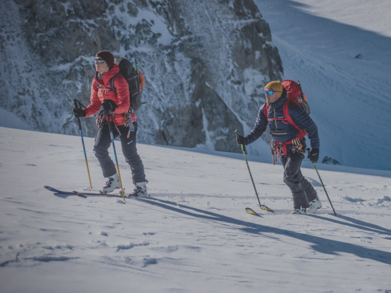 Packs for Ski Touring