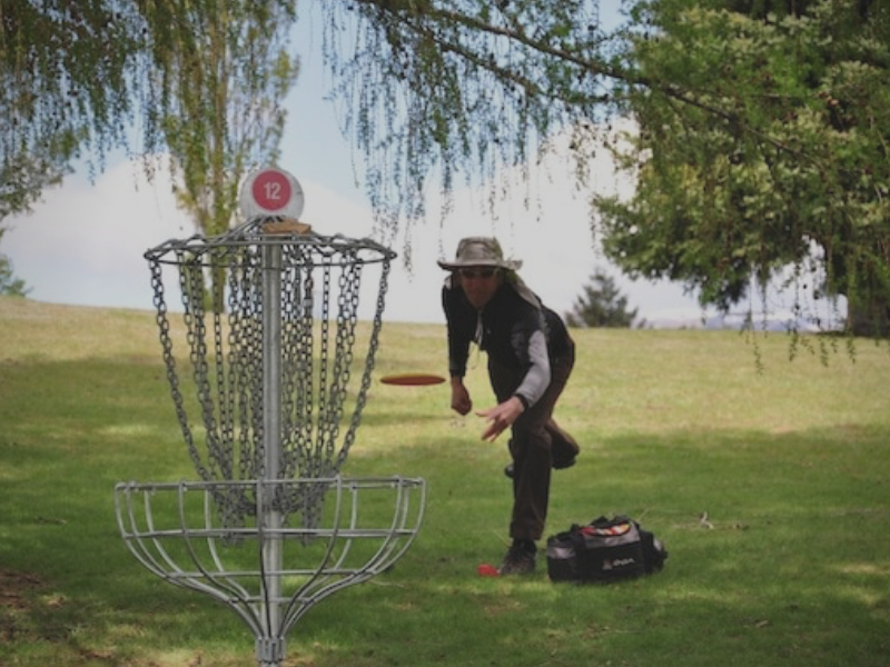 Putt and Approach Golf Discs
