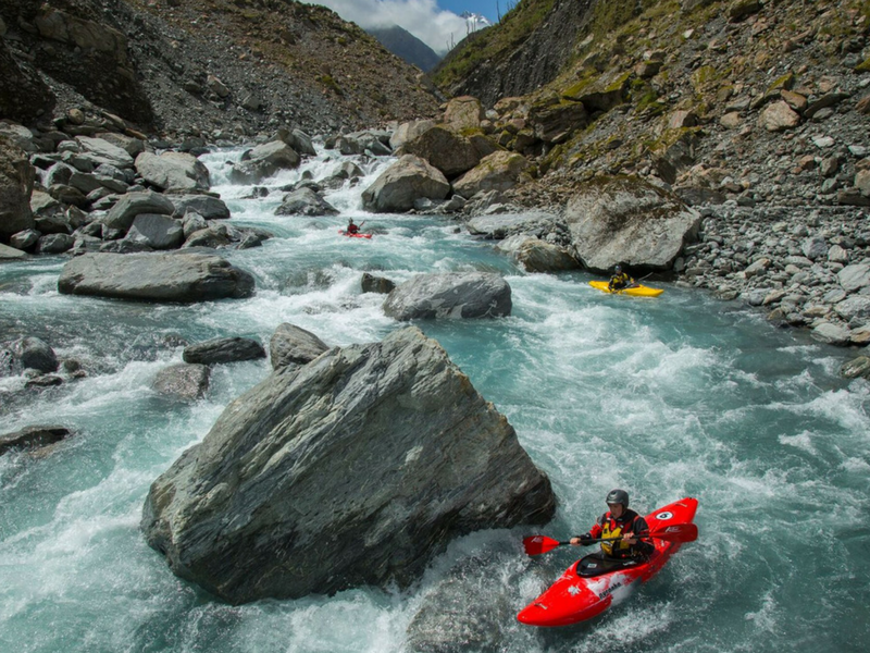 River Knives | Kayak Rescue Knife NZ