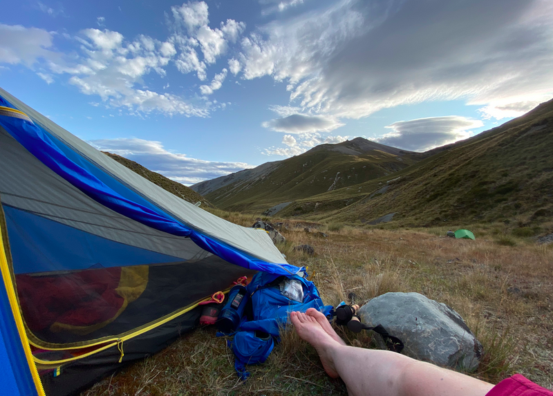1 Person Tents | Lightweight Trekking and Fastpacking Tents | NZ