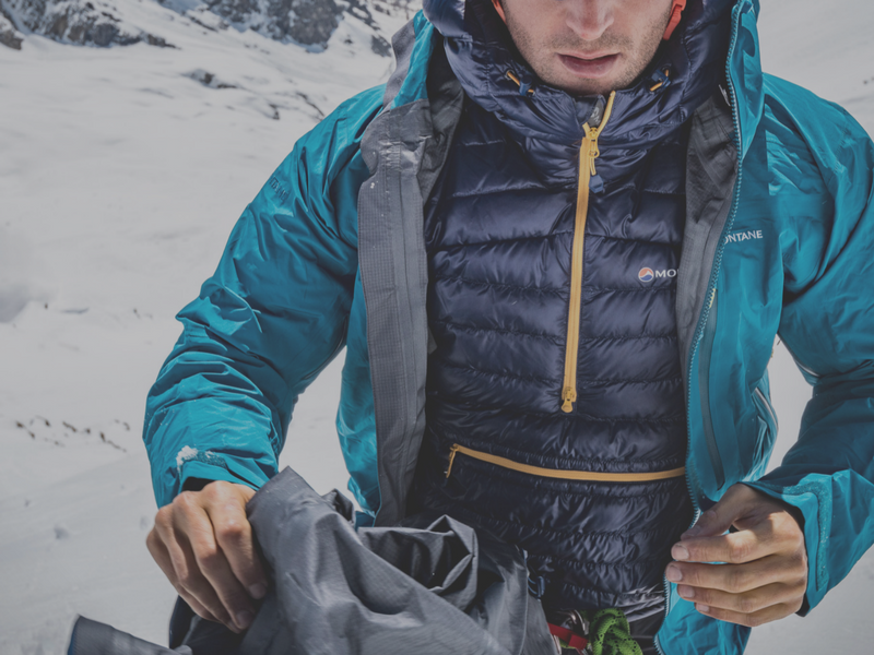 Men's Down Jackets NZ | Men's Puffer Jackets | Further Faster