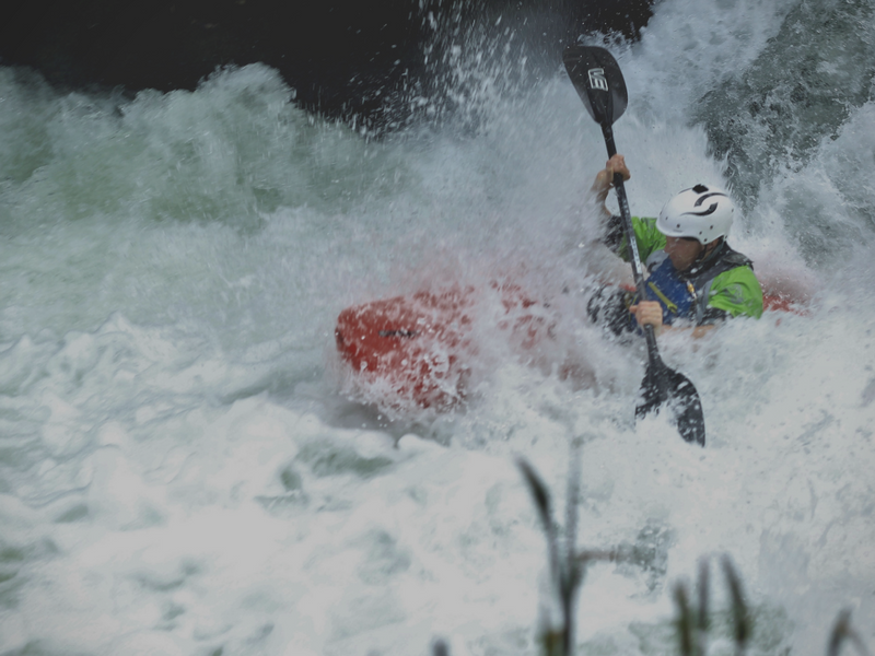 Whitewater Kayak Paddles NZ