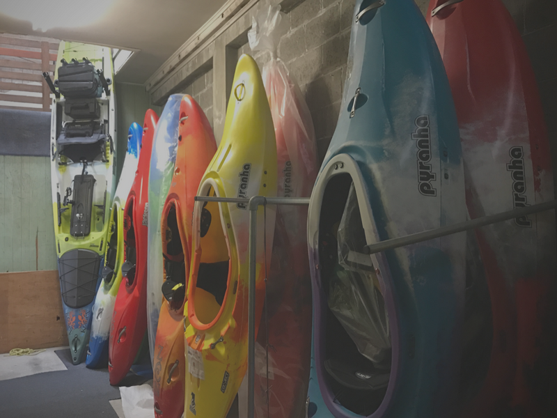 Kayak Storage and Transport NZ