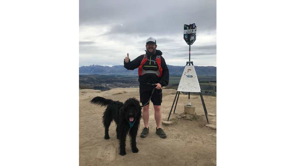 Mt Iron, Dog friendly trails Wanaka