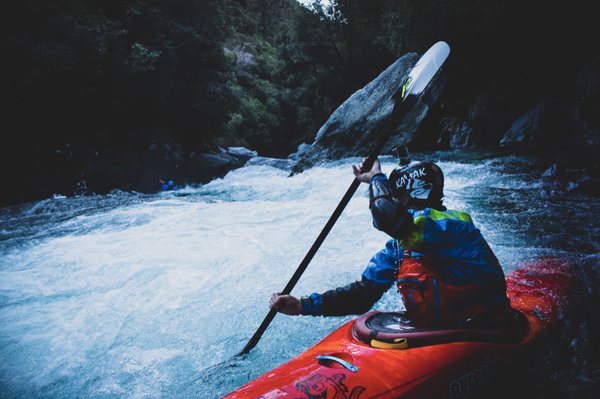 white water kayaking new zealand
