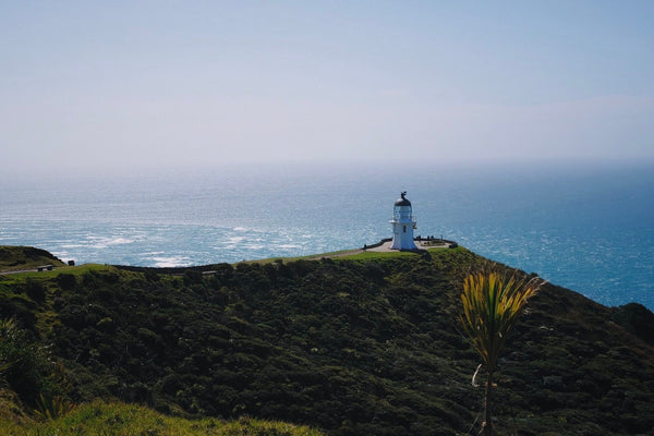 Cape Reinga, the northern start point of Te Araroa for those walking Southbound