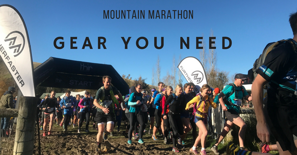 mountain marathon goal