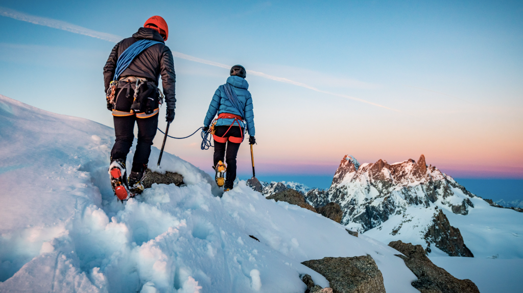 beginners guide to mountaineering nz