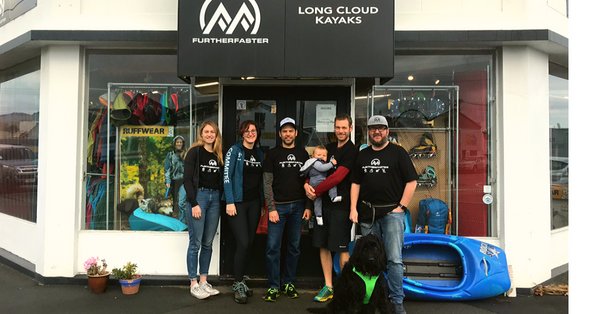 team further faster, the best outdoor shop in christchurch nz