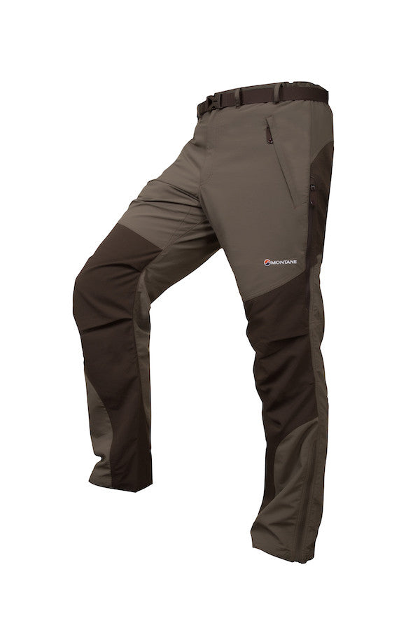 Montane Terra Pants - Regular Leg Flint