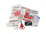 Lifesystems Explorer First Aid Kit contents