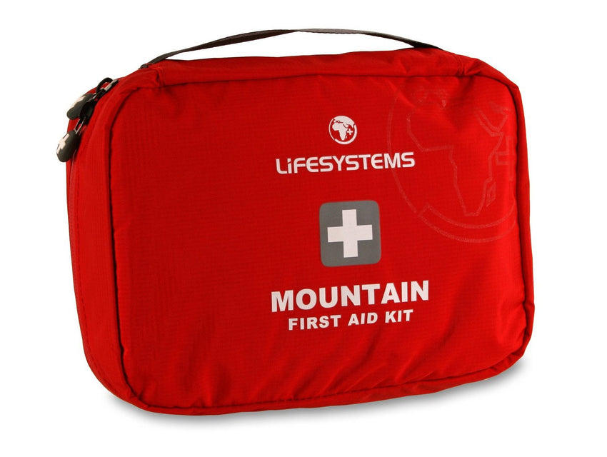Lifesystems Mountain First Aid kit | Alpine and Hiking First Aid | NZ