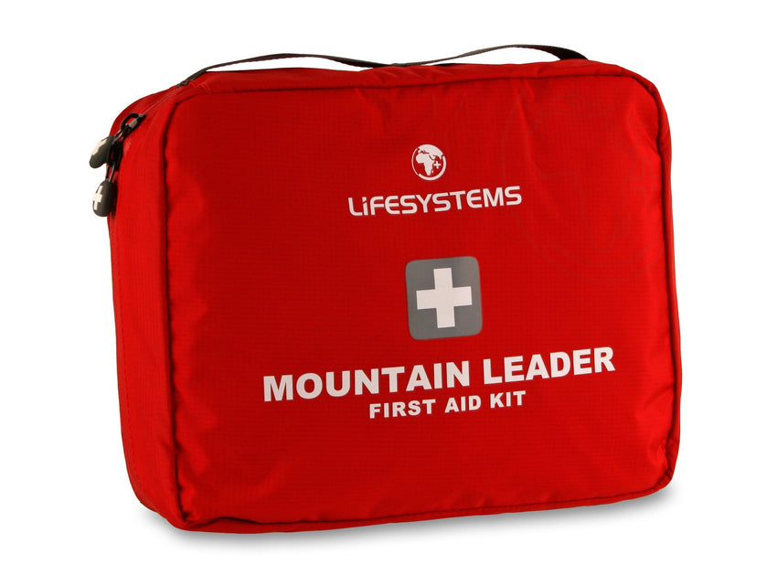 Lifesystems Mountain Leader First Aid Kit | Alpine and Adventure | NZ