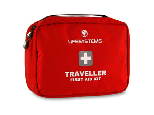 Lifesystems Traveller First Aid Kit | Travel First Aid Kit | NZ
