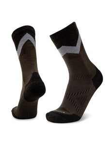 Le Bent Le Sock Outdoor Light Crew | Merino Mix Hiking Socks | NZ
