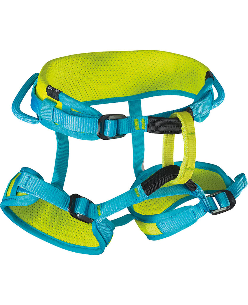 Edelrid Finn II Climbing Harness | Kids Climbing Gear & Harnesses | NZ