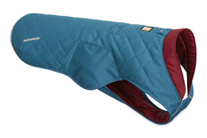 Ruffwear Stumpdown Dog Jacket Blue