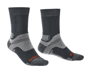 Bridgedale Merino Mid Hike Socks | Merino Hiking & Walking Socks | NZ