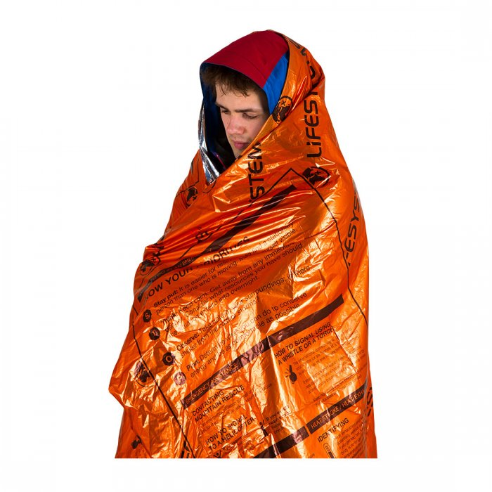 Lifesystems Heatshield Blanket Single | Survival Blanket | NZ