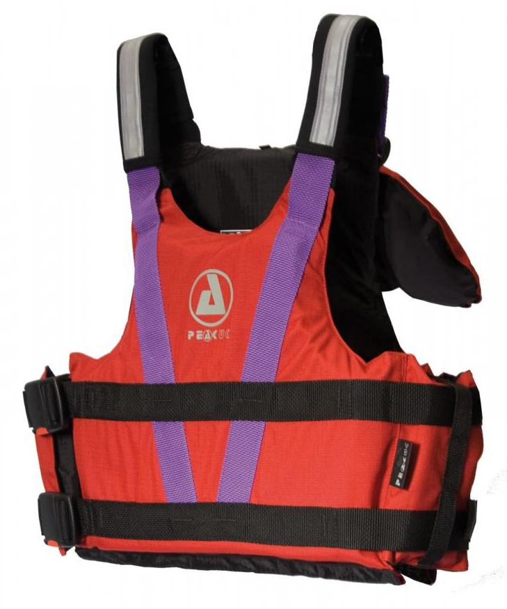 Peak UK Centre Pro PFD w/ Collar | Kayaking and Rafting PFD | NZ