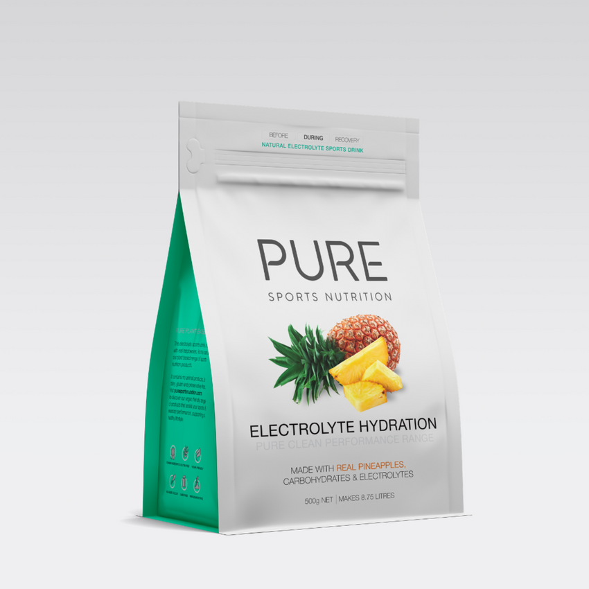Pure Electrolyte Pouch Pineapple