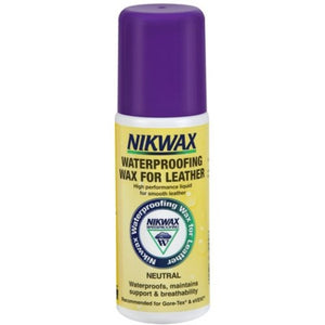 Nikwax Waterproof Liquid Wax for Leather 125ml
