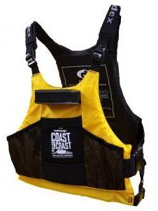 Rasdex Multisporter PFD Yellow