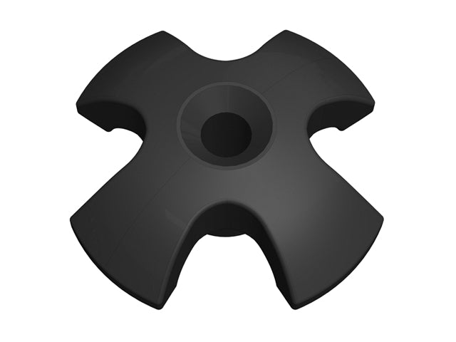 Kajak Sport Deckfitting 5 mm Round Cross