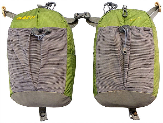 Aarn Multi Pockets | NZ | Aarn Hiking Pack Balance Pockets