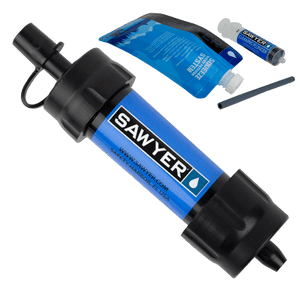 Sawyer PointONE MINI Water Filter | Hiking Water Filtration System NZ
