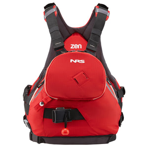 NRS Zen Rescue PFD Red