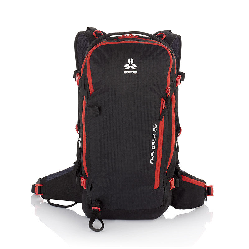 Arva Explorer 26 Pack | Ski-Touring & Alpine Pack | NZBlack