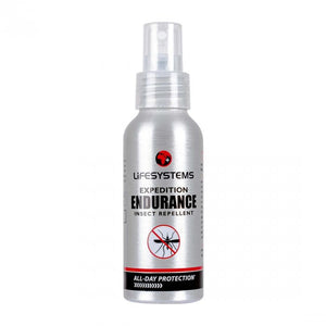 Lifesystems Endurance 20% DEET Insect Spray | Insect Repellent | NZ